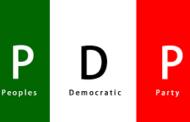 Kafuwar Jam'iyyar PDP A Nageriya